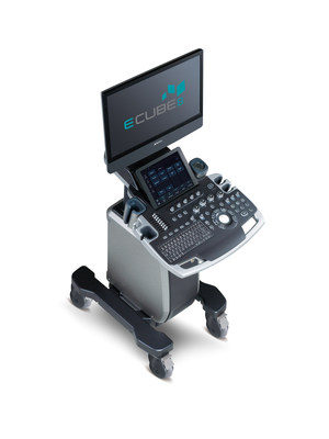 Alpinion E-Cube 8 ultrasound system for sale touch