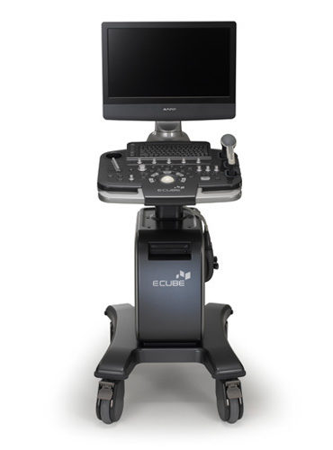 Alpinion e-cube 7 used ultrasound system for sale