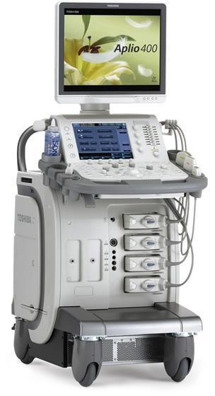 Canon Toshiba Aplio 400 Ultrasound System for sale