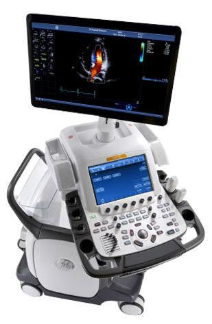 GE Vivid E90 Cardiac Ultrasound System for Sale