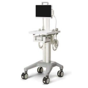 Philips InnoSight tablet with cart ultrasound system for sale