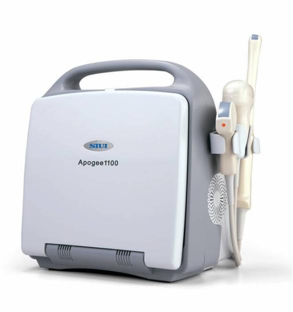 SIUI Apogee 1100 Compact Color Doppler Portable Ultrasound System