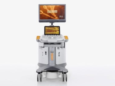 Siemens Acuson S2000 HELX Evolution with Touch Control Ultrasound System for Sale
