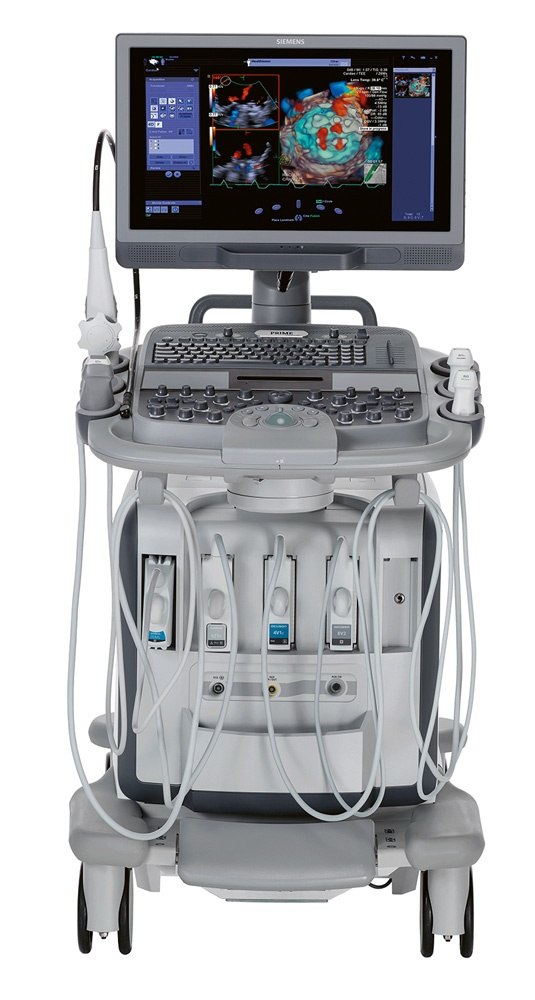 Siemens Acuson SC2000 Prime Ultrasound System for Sale used