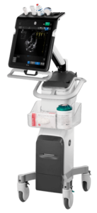 The GE Venue Point of Care Critical Ultrasound System