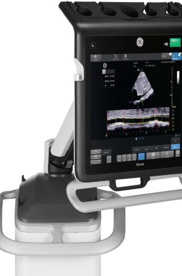 The GE Venue Point of Care Ultrasound System