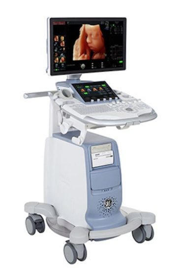 GE Voluson S10 Women's Health Ultrasound System OBGYN