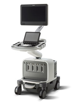 Philips Epiq 7 cardiology ultrasound system